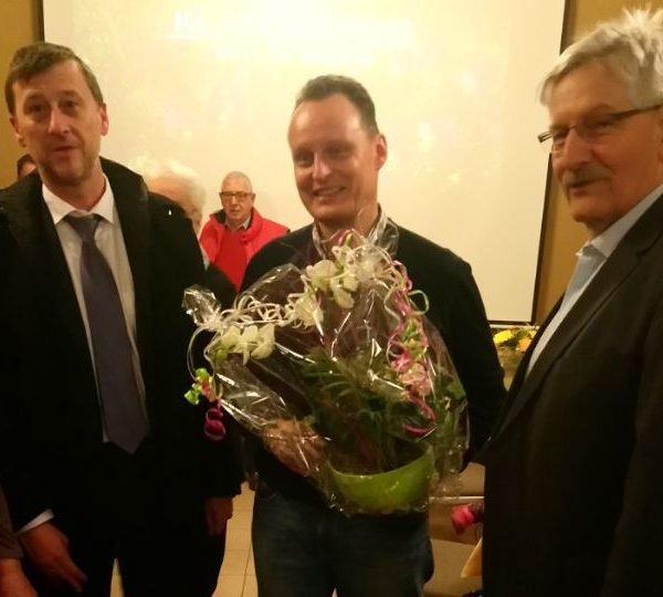 Bürgermeister Petershagen Eggersdorf Marco Rutter