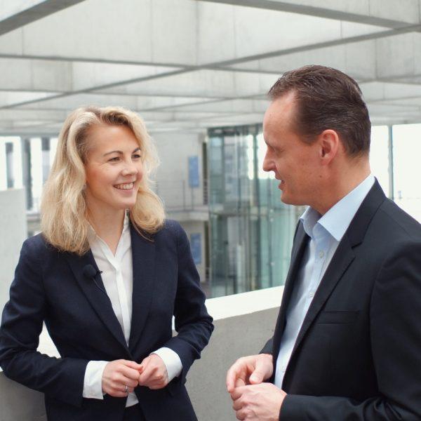 Marco Rutter mit Linda Teuteberg - Ihr Bürgermeisterkandidat für Petershagen/Eggersdorf #Vernunft #Verantwortung #Vertrauen Bürgermeisterwahl Stichwahl