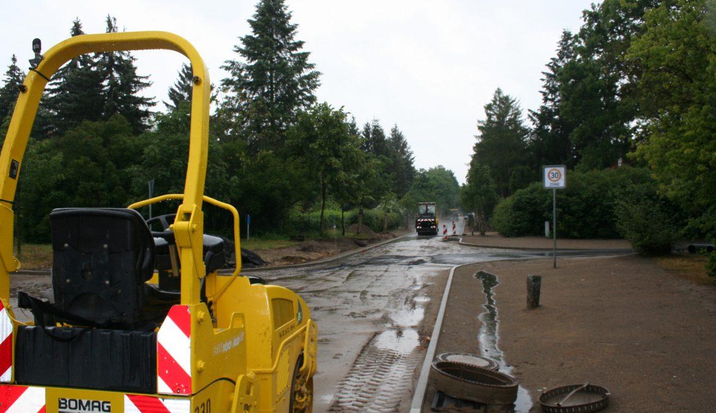 Straßenausbau abgeschafft